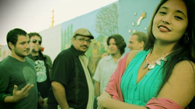 The Oakland, Ca. ensemble Candelaria is one of Alt.Latino's artists to watch for 2013. (Courtesy of the artist)