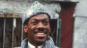 Eddie Murphy in John Landis' comedy Coming to America.