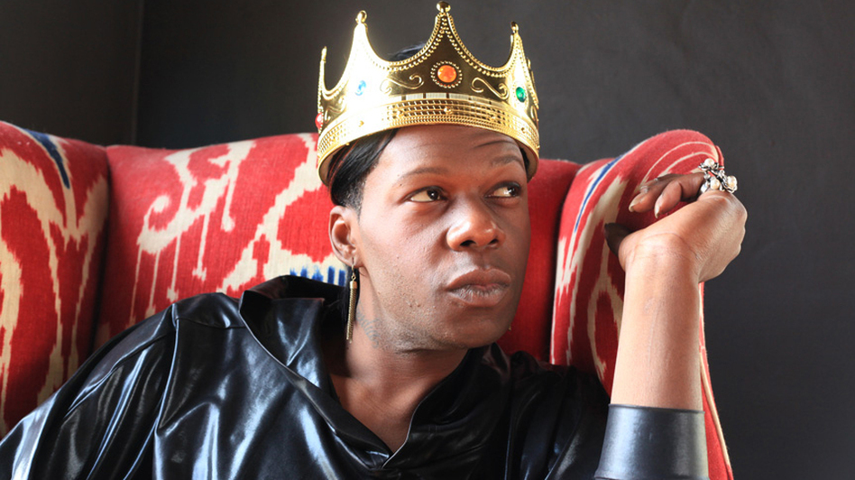 Big Freedia (the stage name of New Orleans native Freddie Ross) is one of the biggest stars of the hip-hop subculture known as bounce. (Courtesy of the artist)