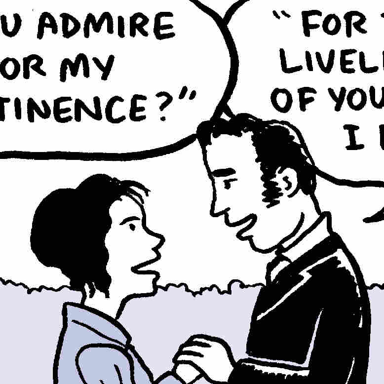 'Pride And Prejudice' Turns 200: A Cartoon Celebration