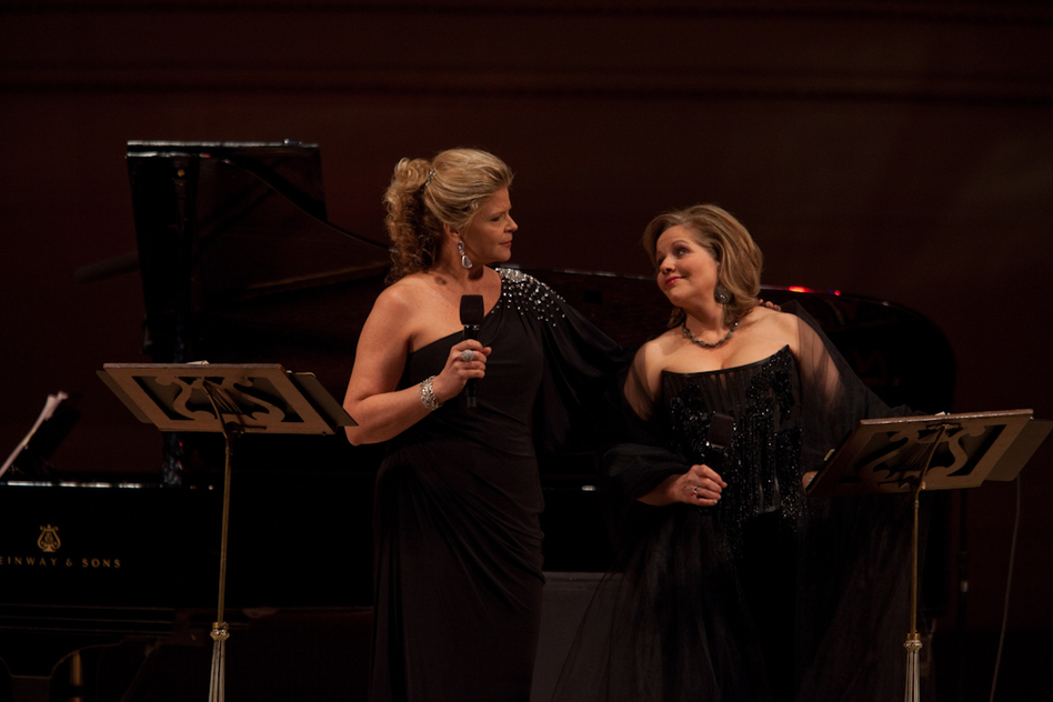 Fleming said they wanted to create a show about the singers of the period, like Mary Garden and Sibyl Sanderson, who were muses for composers such as Jules Massenet and Gabriel Fauré.  (NPR)