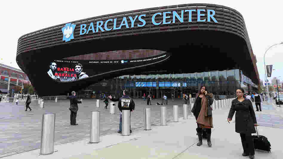 The Barclays Center in New York, the new home of the Brooklyn Nets, was built partially with investment from overseas donors seeking U.S. citizenship. A little-known immigration program allows wealthy investors to get a green card in exchange for funding American businesses.