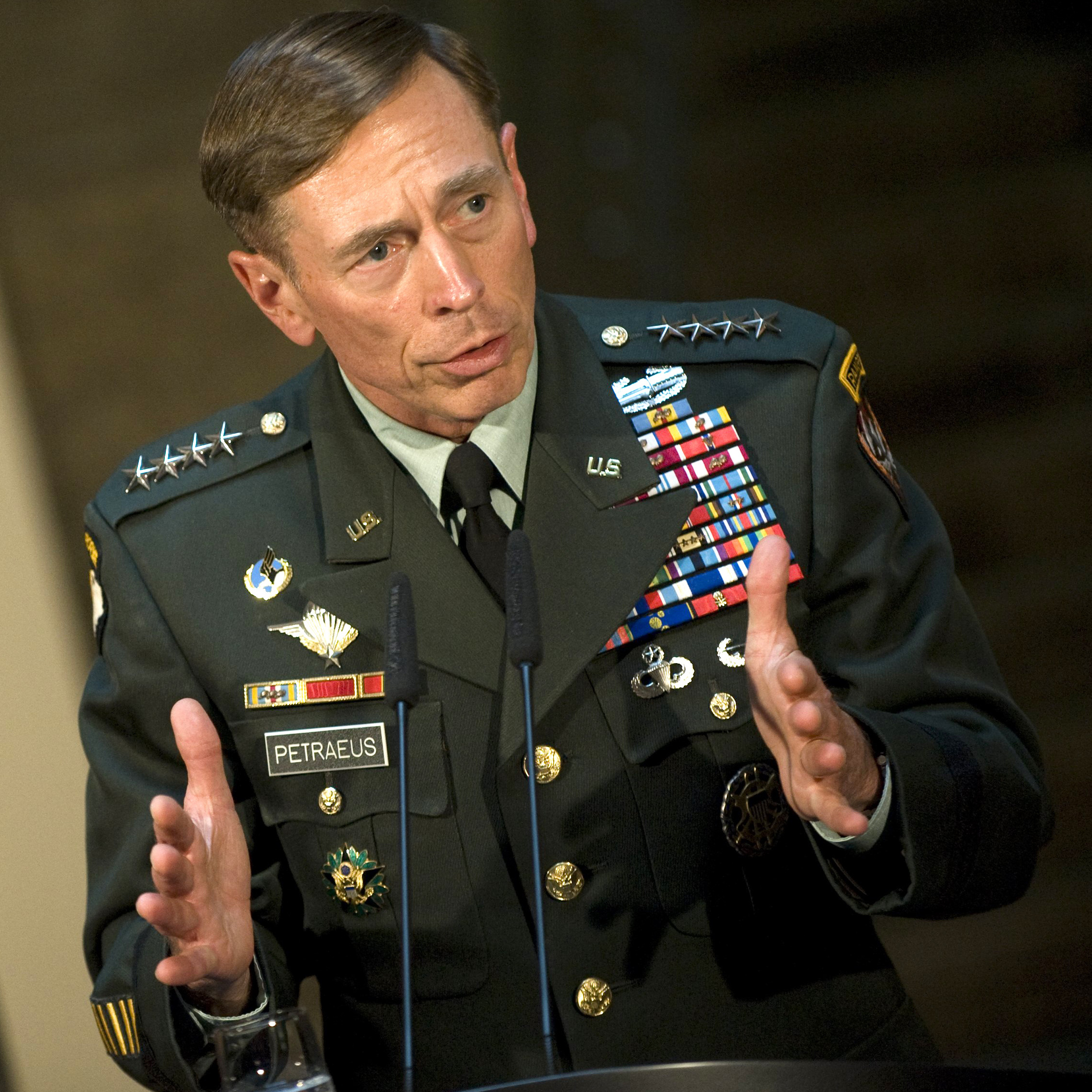 Gen. David Petraeus is the subject of The Insurgents: David Petraeus and the Plot to Change the American Way of War, a new book by Fred Kaplan.