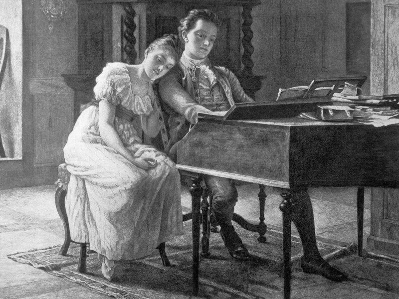 Fanny and Felix Mendelssohn relied on each other to shape their very different musical careers.