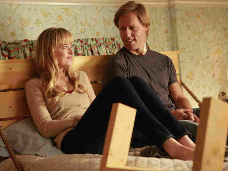 Dakota Johnson and Nat Faxon star in Ben & Kate, recently yanked from the Fox schedule.