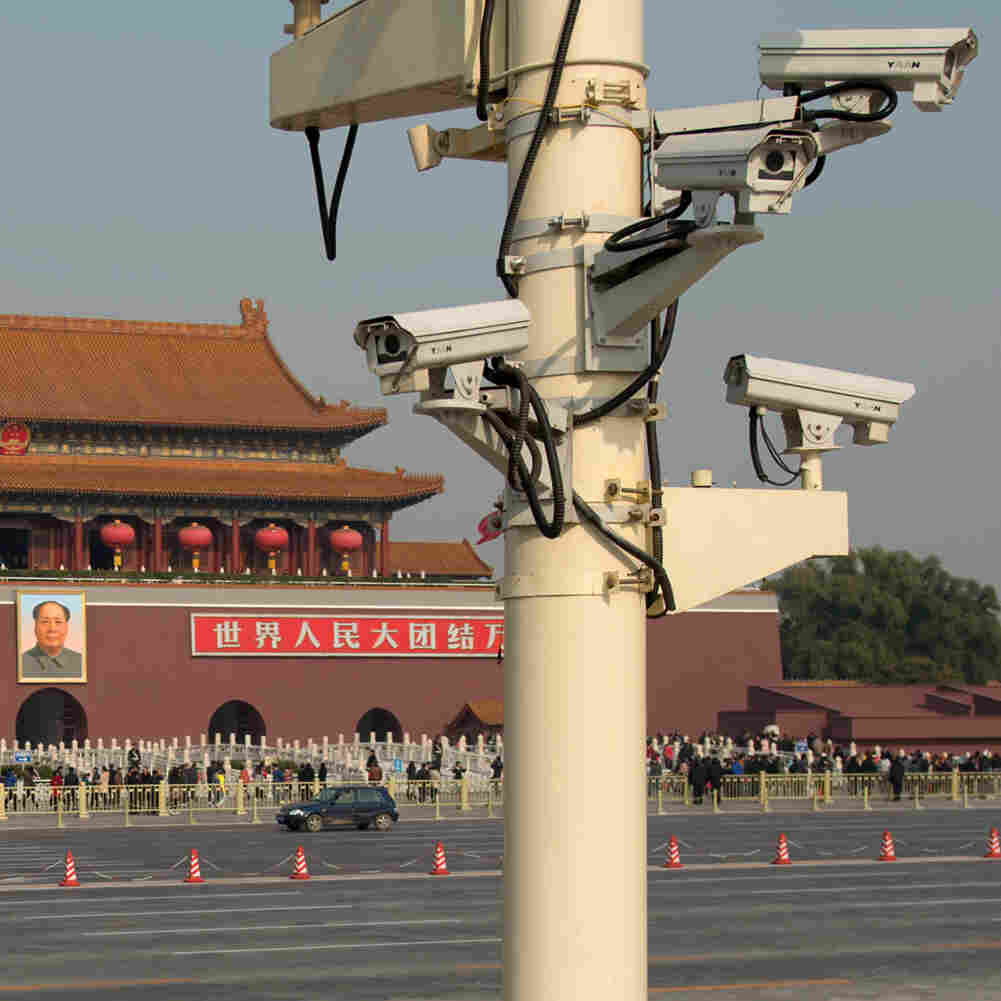 In China, Beware: A Camera May Be Watching You