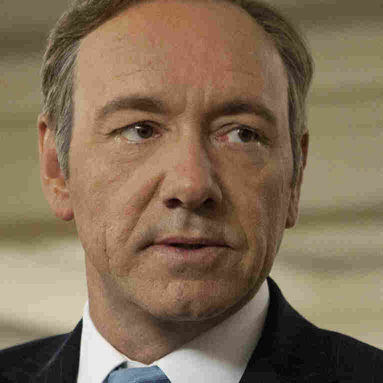 Spacey And Fincher Make A 'House Of Cards'