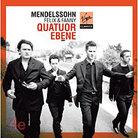 Eben Quartet plays Felix and Fanny Mendelssohn.