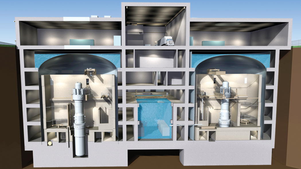 Are Mini Reactors The Future Of Nuclear Power Npr