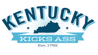 The proposed logo for a new Kentucky slogan. A team of advertising professionals are pushing for it to replace the current slogan, Unbridled Spirit.