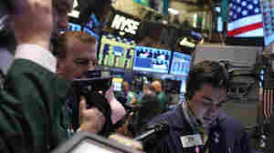 Traders on the floor of the New York Stock Exchange on Monday.
