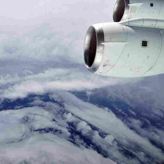 Bird, Plane, Bacteria? Microbes Thrive In Storm Clouds