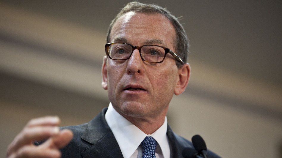 Assistant US Attorney General Lanny Breuer in December of  2012. (Getty Images)