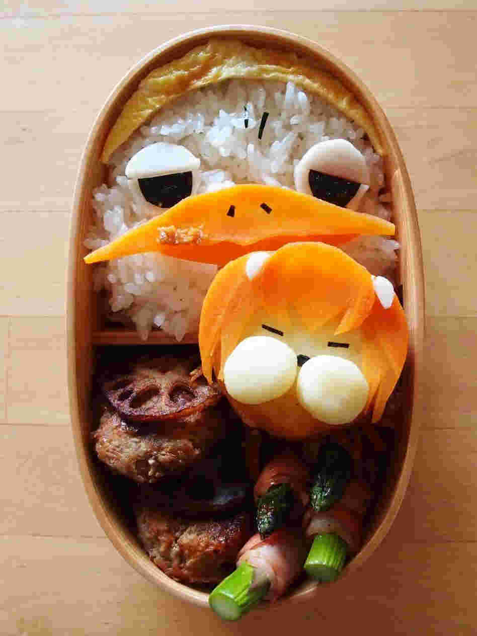 In japan food can be almost too cute to eat news video for Asian tokyo japanese cuisine