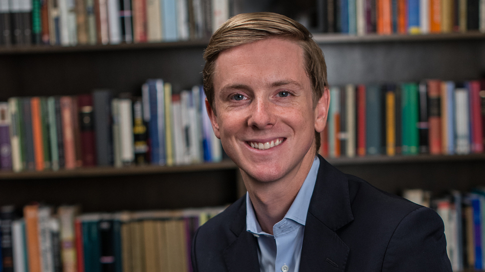North Carolina-born Chris Hughes attended Harvard University, where he shared a room with his Facebook co-founder, Mark Zuckerberg. He bought a majority stake in the venerable magazine <em>The New Republic</em> in 2012, and is the magazine's publisher and editor-in-chief.