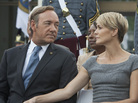 Kevin Spacey and Robin Wright star in the new Netflix original series House of Cards, which premieres Feb. 1.