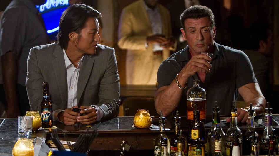Sung Kang plays a D.C. cop at large in New Orleans, where he finds himself in an uneasy alliance with hit man Sylvester Stallone in the blues-rock driven crime drama Bullet to the Head.