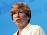 Randi Weingarten, president of the American Federation of Teachers, says a bar exam for K-12 teachers would test a person's knowledge based on the subject he or she was hired to teach.