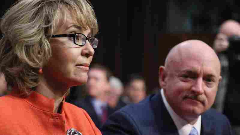 Giffords: 'We Must Do Something!' About Gun Violence