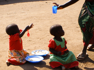 Twins in Malawi helped scientists discover a role the gut microbiome appears to play in severe malnutrition.