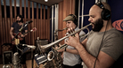 The Menahan Street Band performed live on KCRW.
