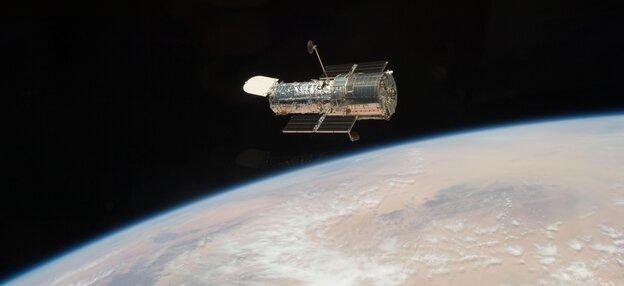 Big science in orbit: the Hubble Space Telescope