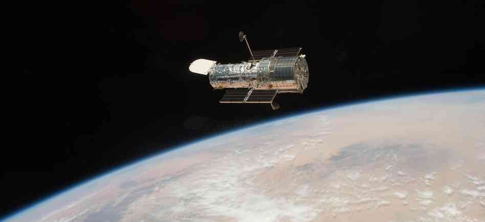 Big science in orbit: the Hubble Space Telescope