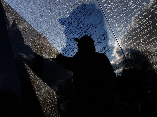 During the Vietnam War, more than 58,000 Americans died, as well as more than 2 million Vietnamese soldiers and civilians. (Getty Images)