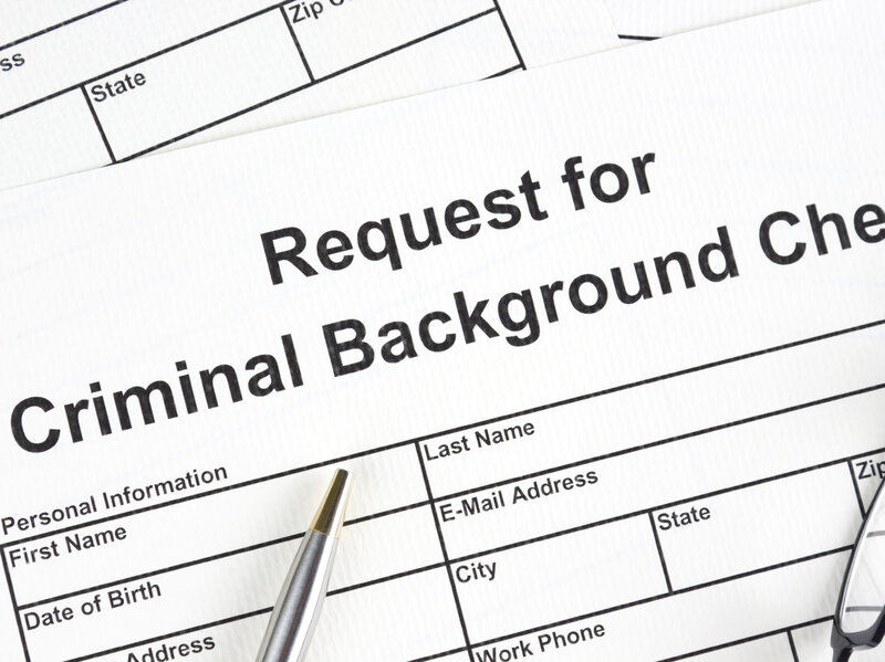 Getting started with background checks