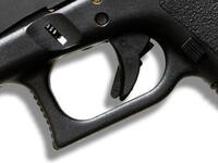 Glock cover detail