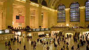 Grand Central, A Cathedral For Commuters, Celebrates 100