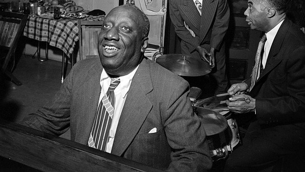 Stride piano pioneer James P. Johnson had dreams of becoming a successful symphonic composer. (William Gottlieb)