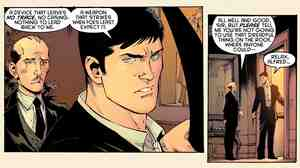 Bruce Wayne is only one of the many characters whose name makes him seem perhaps a little older than he is.