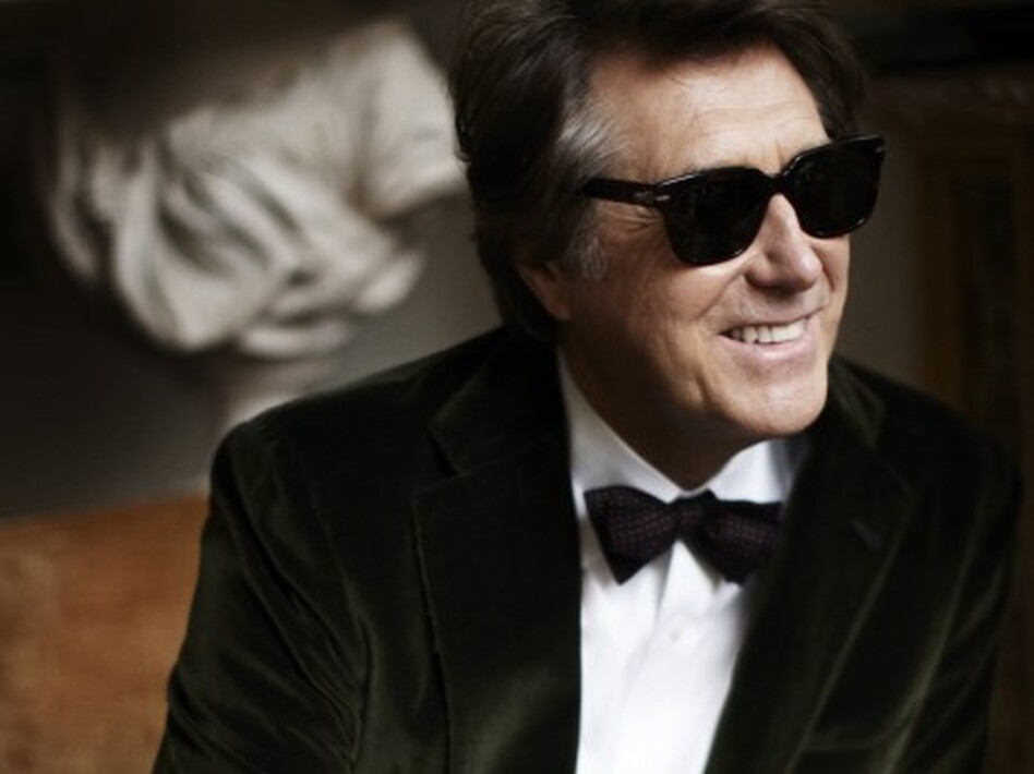 The Bryan Ferry Orchestra's new album, The Jazz Age, comes out Feb. 12.