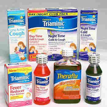 Triaminic syrups and Theraflu Warming Relief syrups have been recalled by manufacturer Novartis.