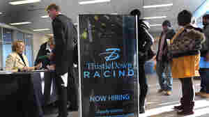 Though Jobless Rate Stays Stuck, Job Growth Looks Much Stronger
