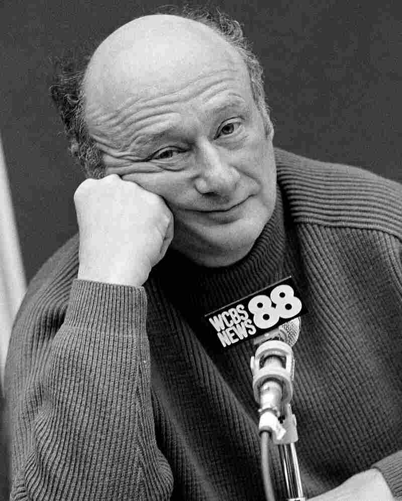 New York City Mayor Edward Koch in February 1980.