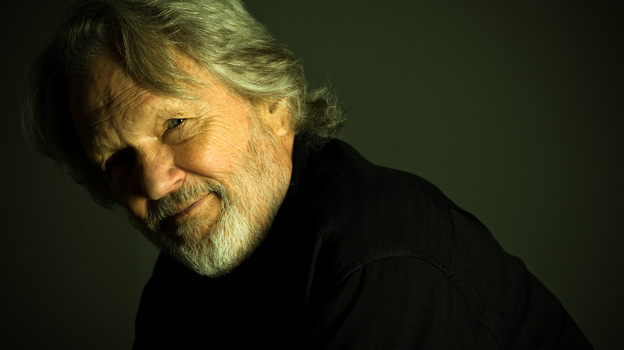 At age 76, musician Kris Kristofferson is still writing songs. His new album is called Feeling Mortal. (Courtesy of the artist)
