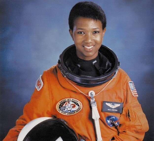 Astronaut Mae Jemison Plays Not My Job