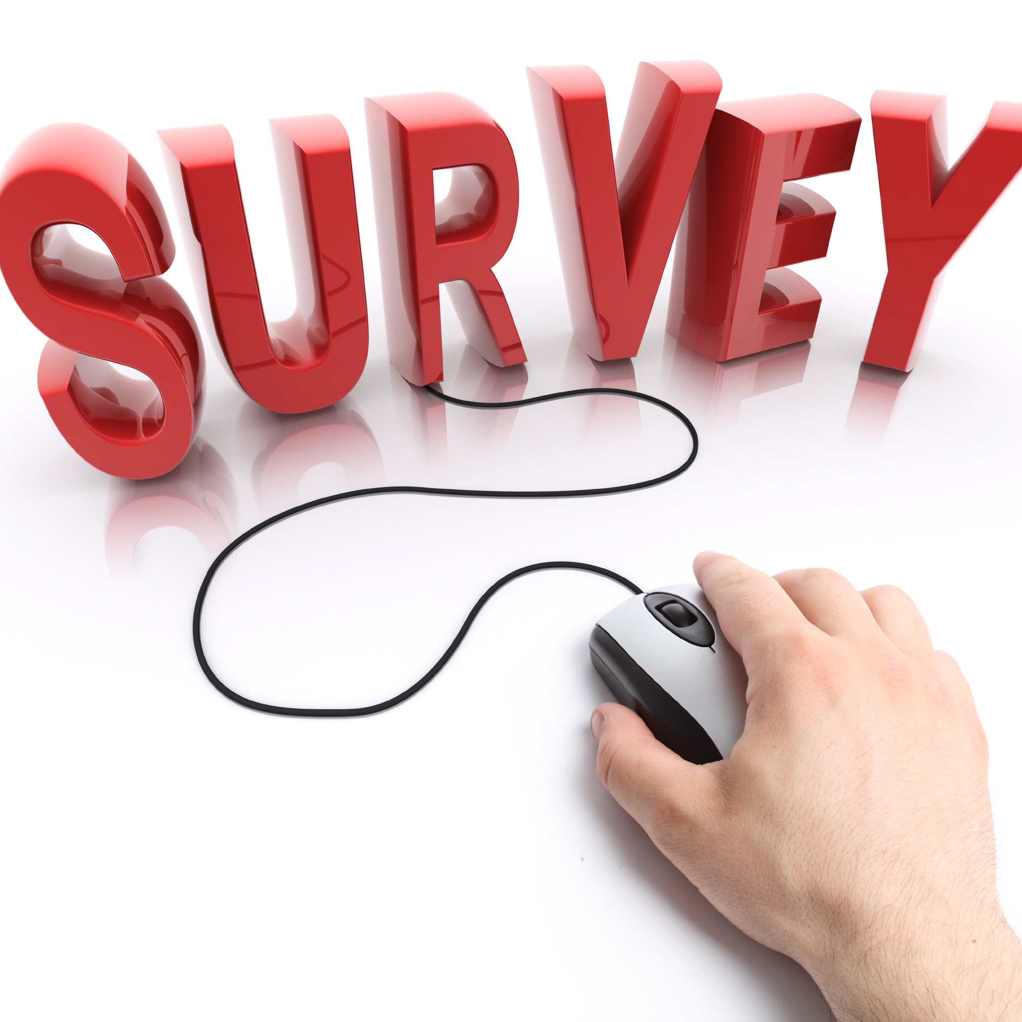 Please take our online survey.