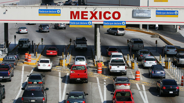 While a vast majority of undocumented immigrants in the United States come from Mexico, many also come from Central American nations, China, parts of Africa and India. (Getty Images)