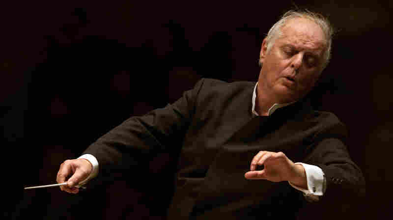 Carnegie Hall Live: Daniel Barenboim Leads The West-Eastern Divan Orchestra
