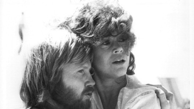 Jon Voight and Jane Fonda in a scene from the Hal Ashby film Coming Home. (Getty Images)