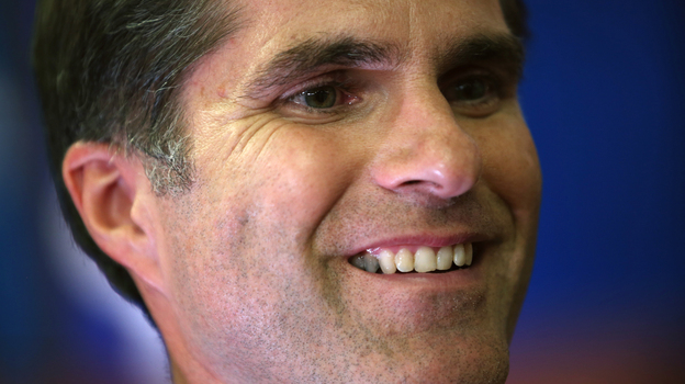 Republican Tagg Romney reportedly is considering a bid for the U.S. Senate from Massachusetts in the June 25 special election. (Getty Images)