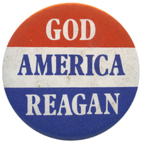 God Reagan