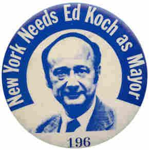 R.I.P. Edward Koch, 1924-2013