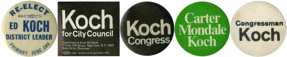 The early years: Manhattan district leader, 1963-66; elected to city council, 1966; Congress, 1969-77.