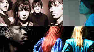 New Music From The Knife, Four Tet And (Oh Yeah) My Bloody Valentine