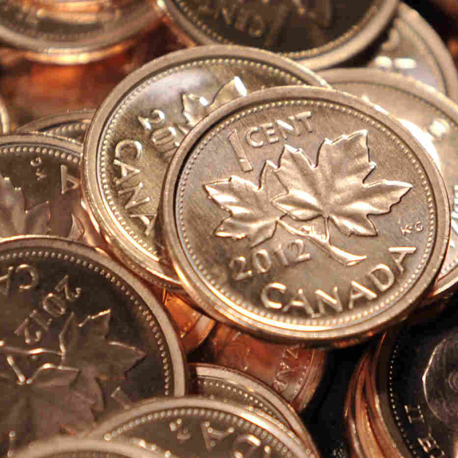 Canada Bids Its Penny Goodbye; Should The U.S.?