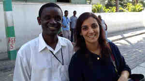 Partnerships instead of short-term help: Jean Jumeau Batsch, an obstetrician-gynecologist in Port-au-Prince, Haiti, is collaborating with Dr. Ambereen Sleemi, from New York City, to build a training program for Haitian OB-GYNs.